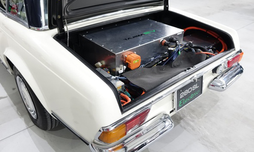 Independent Development 280SL Electric